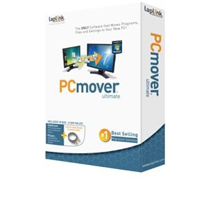 Laplink PCmover Ultimate System Builder Software