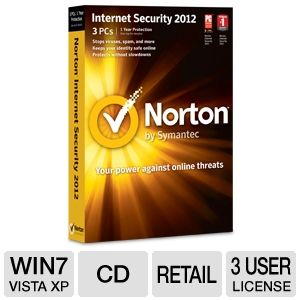 Norton Internet Security 2012 Software