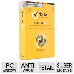 Symantec Norton 360 Premium 2013 AV License