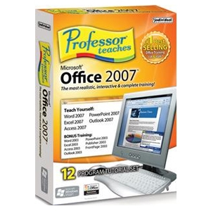 Professor Teaches Microsoft Office 2007