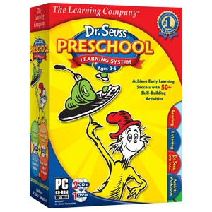 Dr. Seuss Preschool Learning System