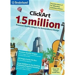 ClickArt 1.5 Million