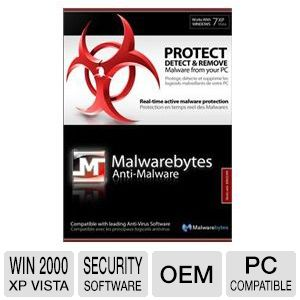  Malwarebytes Anti-Malware PRO OEM Software