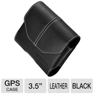 "Navigon 3.5"" Leather GPS Case"