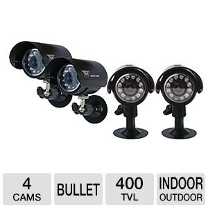 Night Owl CAM-4pk-CM115 4 Pack Security Cameras