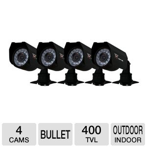 Night Owl 4 Security Cameras
