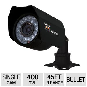 Night Owl CAM-CM01-245A CMOS Security Camera 