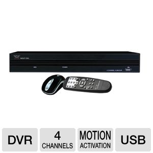 Night Owl NONB-4DVR Network DVR