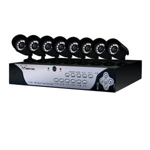 Night Owl FS-8500 Network DVR Security System