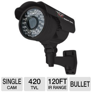 Night Owl 420TVL CCD Outdoor Camera