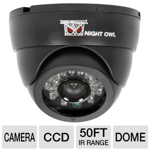 Night Owl CAM-DM420-245A Indoor Dome Camera