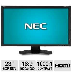 "NEC 23"" Class Widescreen IPS LED Monitor"