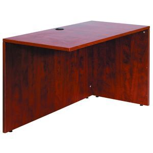 "Boss 42"" x 24"" Reversible Return, Mahogany"