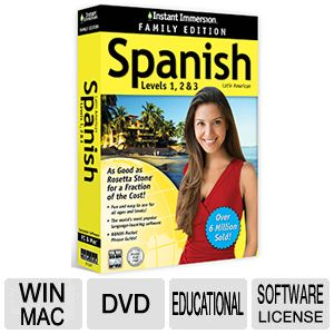 Instant Immersion Spanish Family Edition
