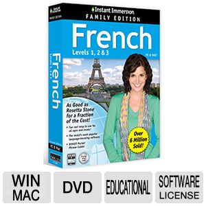 Instant Immersion French Family Edition