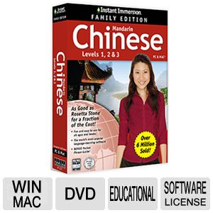 Instant Immersion Chinese Family Edition