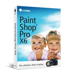 Paintshop Pro X6 Creative Suite