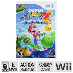 Nintendo Super Mario Galaxy 2 for Nintendo Wii