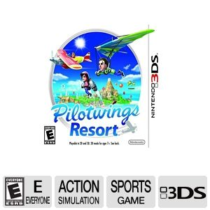 Nintendo Pilotwings Resort for Nintendo 3DS