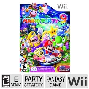Nintendo Mario Party 9 Video Game