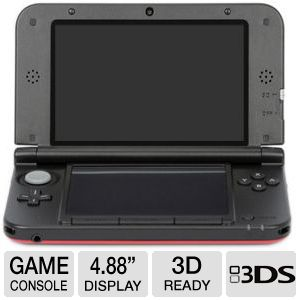 Nintendo 3DSXL 4.88&quot; LCD Display Game System