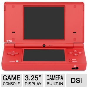 "Nintendo DSi 3.25"" LCD Display Game System"