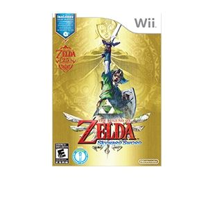 Nintendo Legend of Zelda: Skyward Sword Video Game