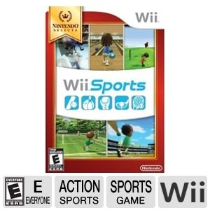 Nintendo Selects Wii Sports Video Game
