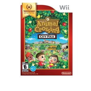 Nintendo Selects Animal Crossing: City Folk Game