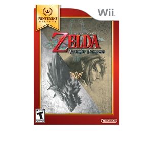 Nintendo Legend of Zelda: Twilight Princess Game