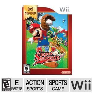 Nintendo Selects Mario Super Sluggers Video Game