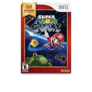 Nintendo Selects Super Mario Galaxy Action Game