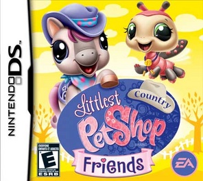 LITTLEST PET SHOP FRIENDS COUNTRY