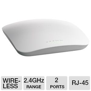 NetGear ProSafe Dual Band Wireless-N Access Point