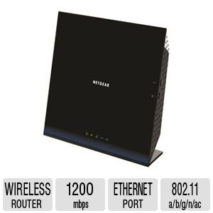 NetGear D6200 Wireless Router
