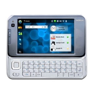 Nokia N810 NSeries Internet Tablet