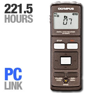 Olympus VN-5200PC Digital Voice Recorder
