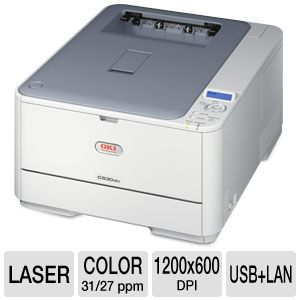 OKI C530dn Digital Color Laser