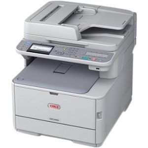 OKI MC562W All-in-One Color Laser Printer