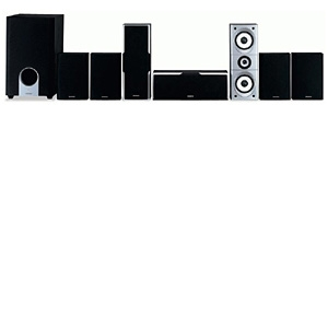 Onkyo SKSHT540 Home Theater Speaker System