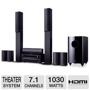 Onkyo HTS8409 Network A/V Home Theater System