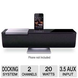 Onkyo ABX-100 iOnly Play Music Dock System