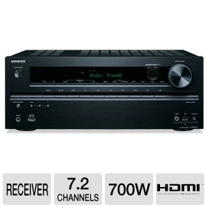 Onkyo TX-NR515 7.2 Channel Network A/V Receiver 