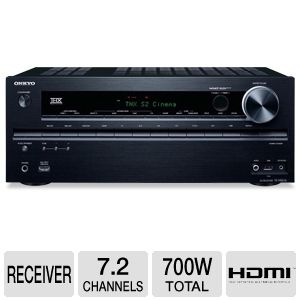 Onkyo TX-NR616 Network A/V Receiver