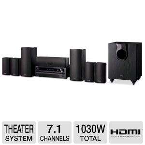 Onkyo HT-S5500 7.1-Channel Home Theater System