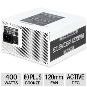 PC Power &amp; Cooling Silencer Mk III Power Supply