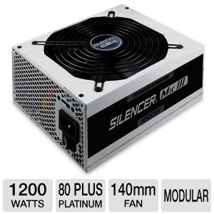 OCZ Silencer MK III 1200W Power Supply