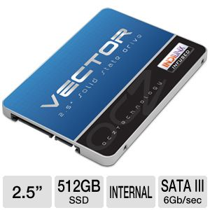 OCZ Vector 512GB Internal Solid State Drive