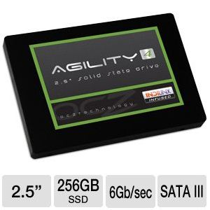 OCZ Agility 4 256GB Internal Solid State Drive