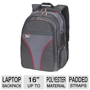 Microsoft 39307 MT Laptop Backpack